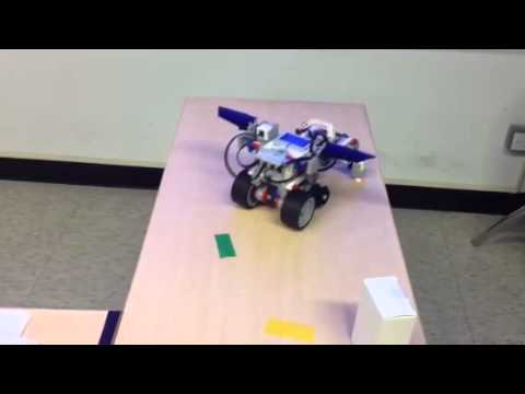2014 Fall Automation Robotics Project 2 Test Video Youtube