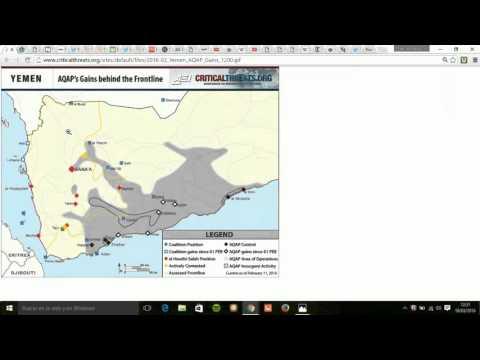 Geopolítica. Yemen, Irán, seguridad estratégica Golfo Pérsico. Radio Esperantia.
