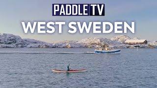 Kayaking West Sweden's Bohuslän Archipelago in Winter