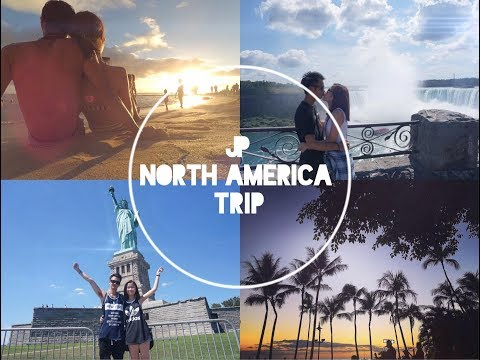 Relationship goal | Travel in North America | Jason & Pakki