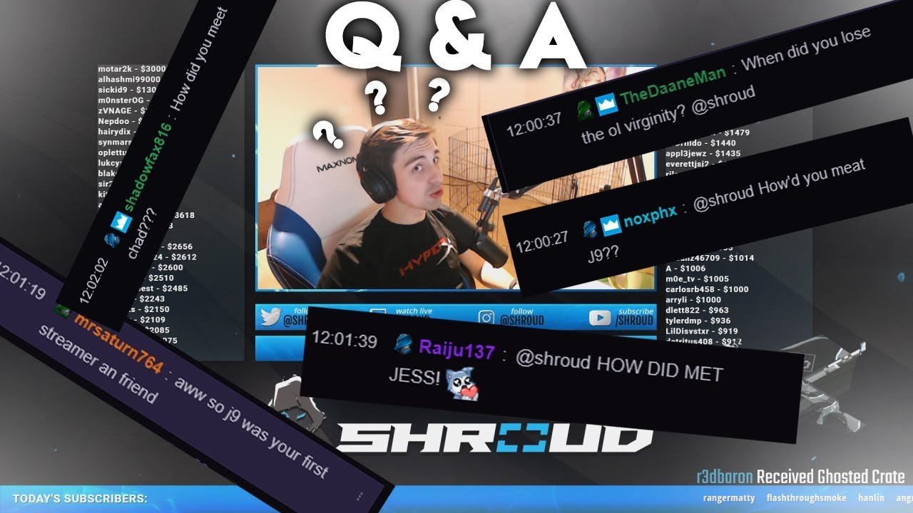 Shroud Website