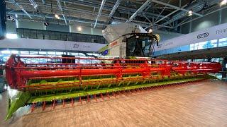 AGRITECHNICA 2019 | Największe targi rolnicze w Europie | Rzut okiem na stoiska z maszynami