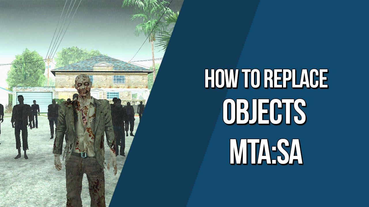 Mta how to replace objects como substituir objectos youtube mta how to replace objects como substituir objectos gumiabroncs Images