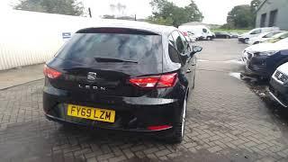 FY69LZM - SEAT Leon 1.6 TDi SE Dynamic Ez 5dr