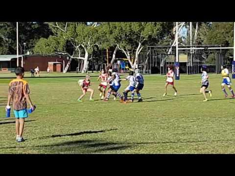 U10s South Perth Lions vs Kalamunda Bulldogs Pt 2