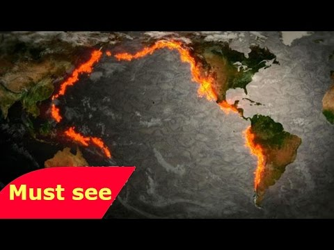 THE PACIFIC RING OF FIRE   Discovery History Travel Full Documentary