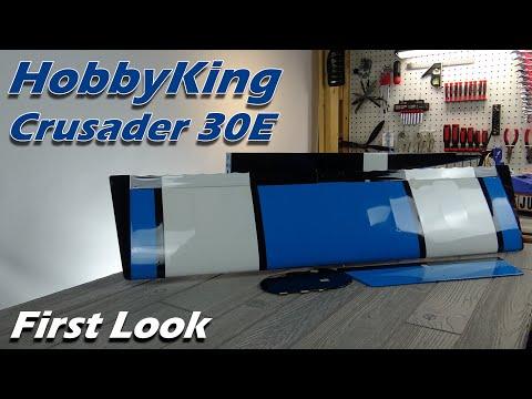HobbyKing Crusader 30E