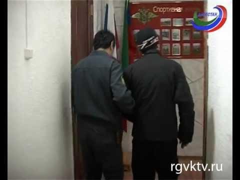 В Дербенте задержан наркоторговец
