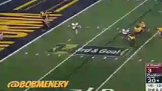 Crazy football game!