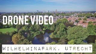 [DRONE VIDEO] Wilhelminapark Utrecht