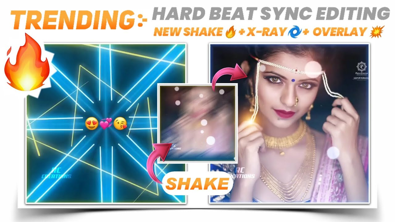 Hard beat sync shake effect status editing in alight motion 2021🔥👌