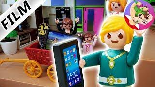 Playmobil Rodzina Wróblewskich BOGACCY chcą okraść WRÓBLEWSKICH? czy wyniosą wszystko?