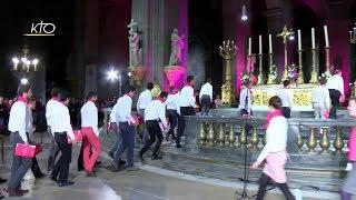 Chanter Pour Dieu La Joie Des Jeunes à Ecclesia Cantic