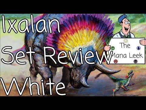 Ixalan White Limited Set Review - The Mana Leek