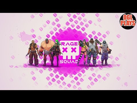 Rage Squad Gameplay First Look (Android) - 동영상