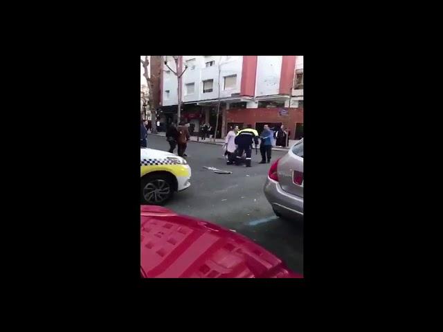 Incidentes juveniles en año nuevo en Santander
