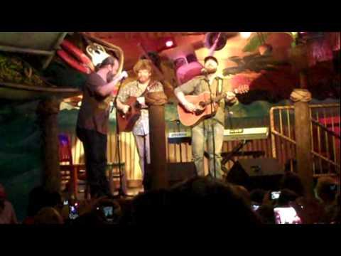 Zac Brown Band - Sweet Annie - NOLA Margaritaville 5/4/2012