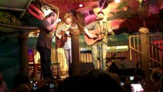 Zac Brown Band - Sweet Annie - NOLA Margaritaville 5/4/2012