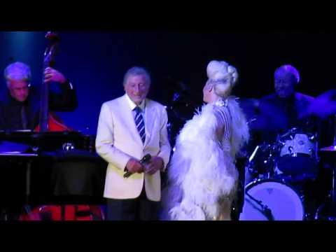 Tony Bennett & Lady Gaga - But Beautiful - Umbria Jazz 2015, Perugia