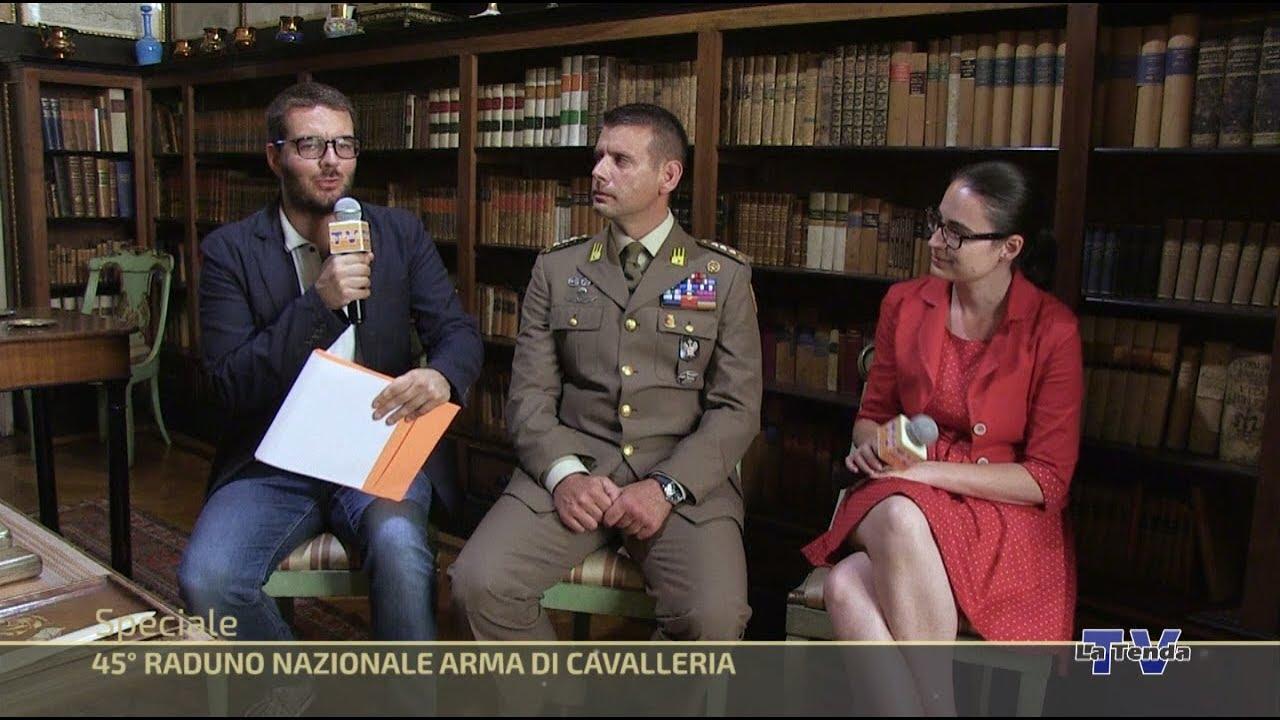 Speciale - 45° Raduno Nazionale Arma di Cavalleria