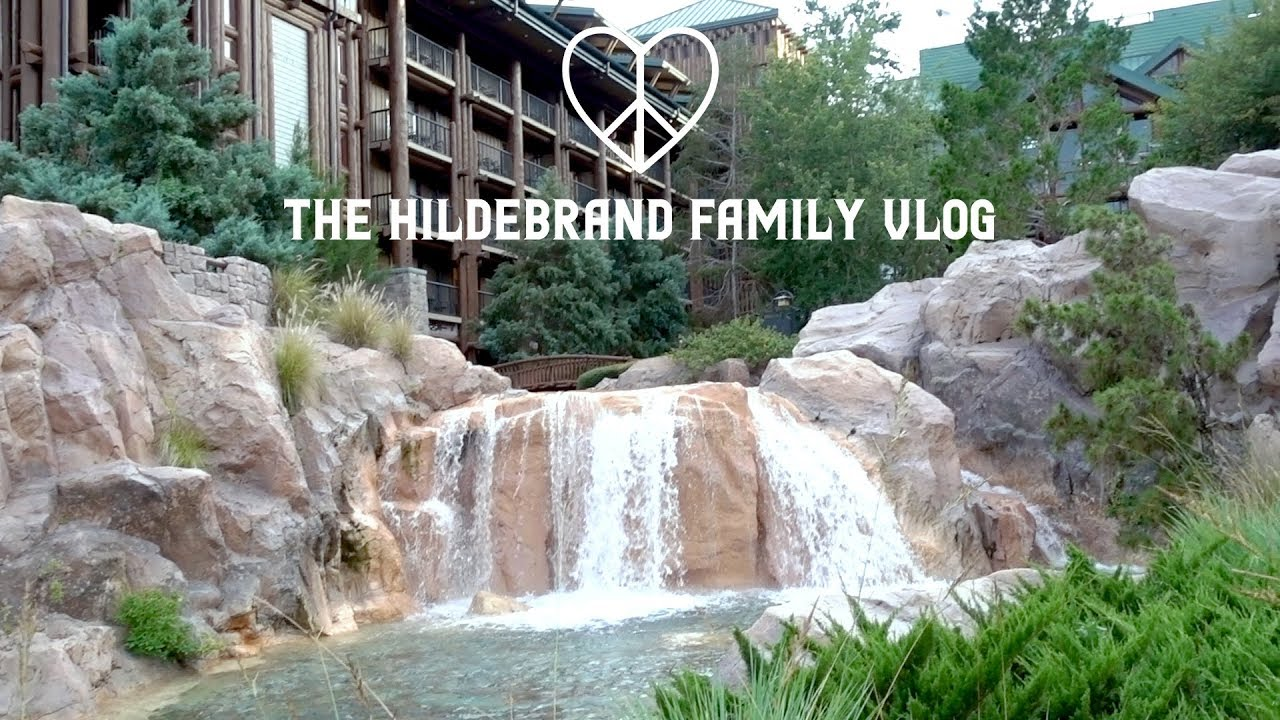 Wdw 2018 Episode 1 Disney S Wilderness Lodge Hotel Tour Including