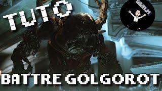 DESTINY - TUTO - BATTRE GOLGOROT (La Chute Du Roi)