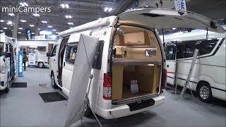 Japanese camper van - Toy Factory BADEN キャンピングカー