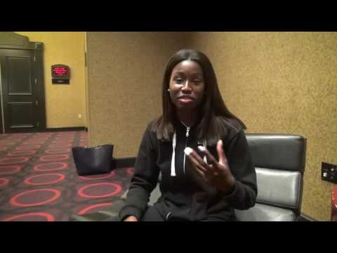 Candace Hill Discusses 2017 Goals