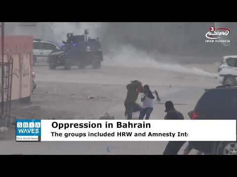 Bahrain's Human Rights situation alarming: Rights groups