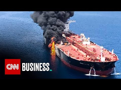 Why tanker attack isn't freaking out oil futures