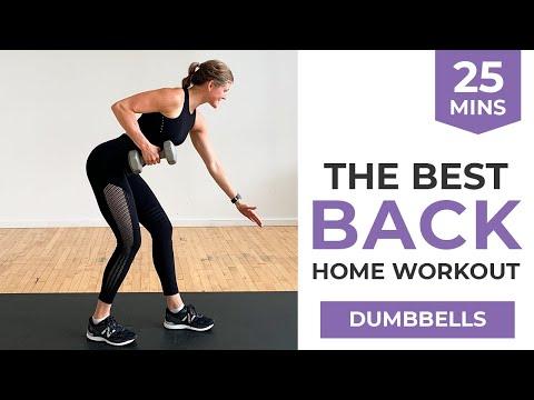 8 Best Back Exercises For Women Nourish Move Love