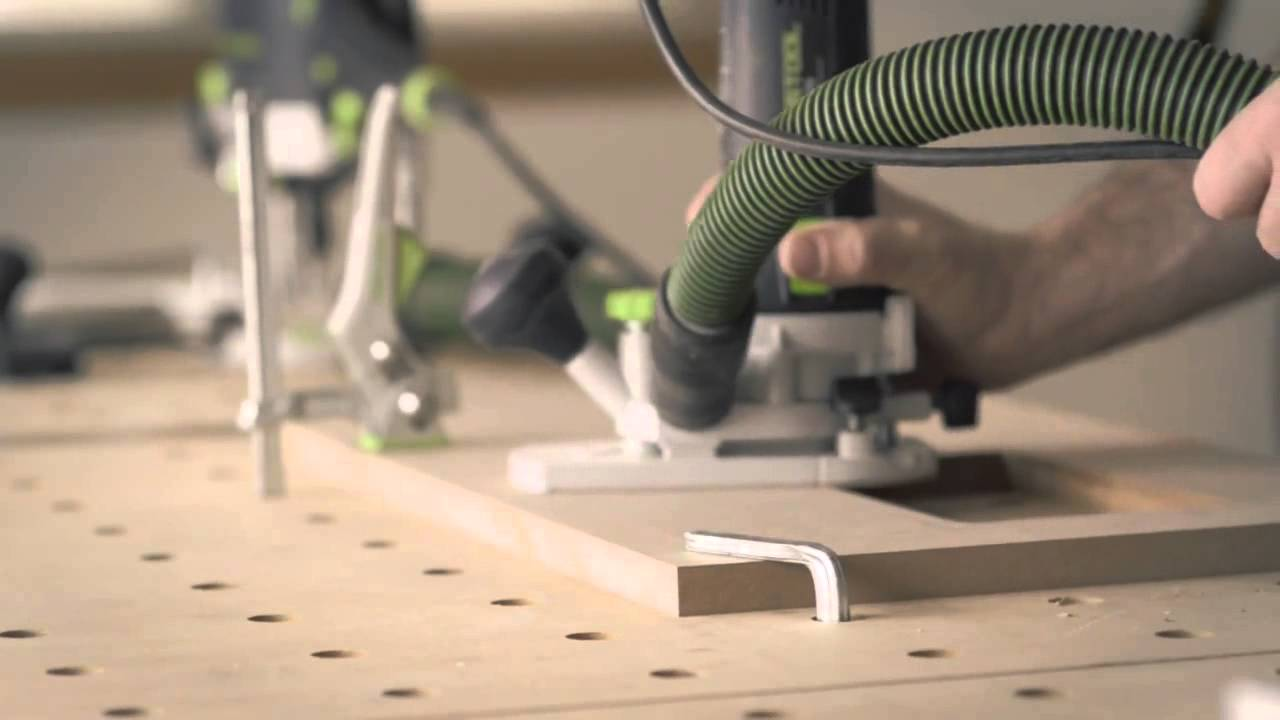 festool mft 3 work bench tom gensmer review youtube. Black Bedroom Furniture Sets. Home Design Ideas