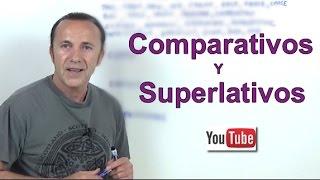 INGLÉS. Comparativos y Superlativos (updated)