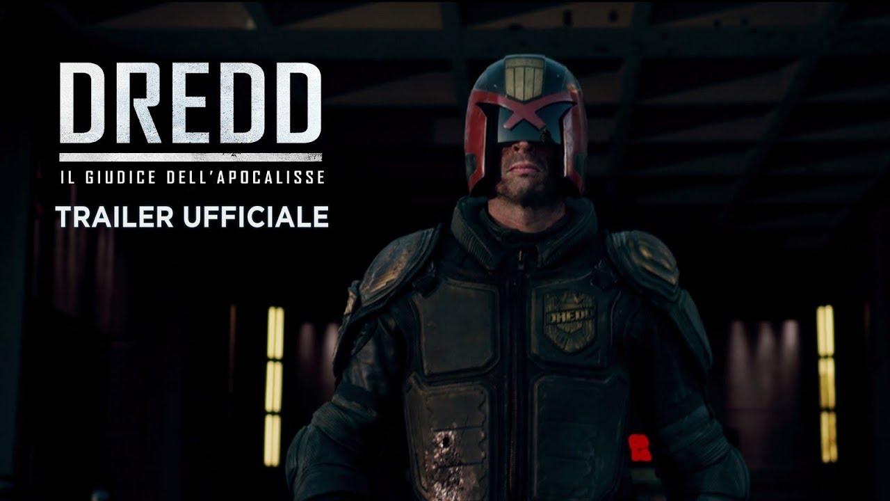 Dredd - Il giudice dell'apocalisse - Trailer italiano. In DVD e Blu-ray dal 28 agosto.