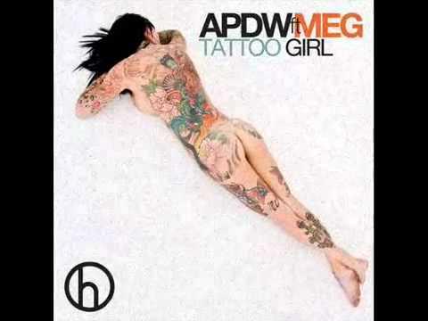 Apdw feat. Meg - Tattoo Girl (Gianni Coletti   KeeJay Freak Remix)