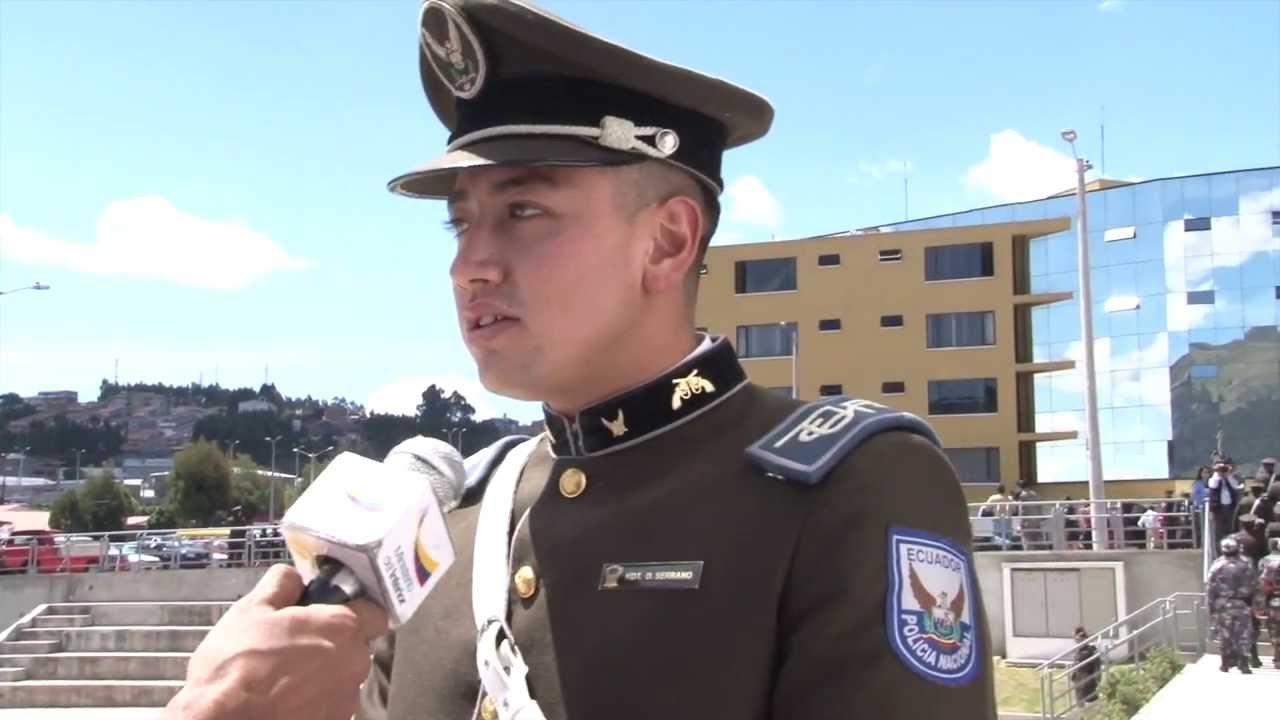 Opiniones de la polic a nacional respecto a la depuraci n institucional youtube for Ministerio policia nacional