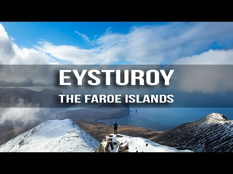 Landscape Photography in The Faroe Islands - Eysturoy