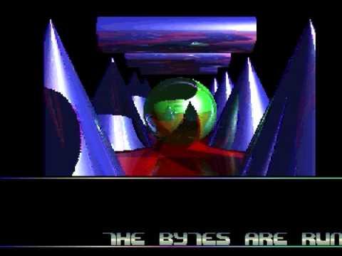 "AMIGA-Demo ""Mathic Entertainment: Mathic - The Demo"""