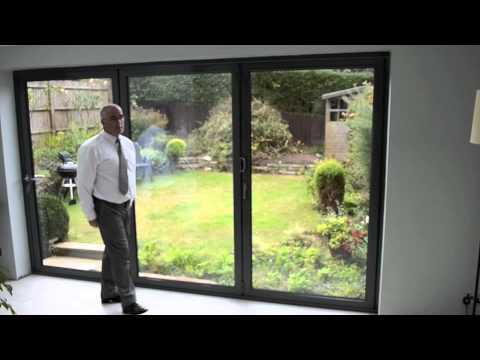 3 door Bifold set & 3 door Bifold set - YouTube