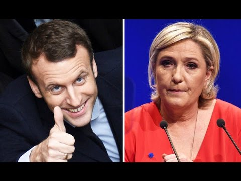 Overwhelming victory of Macron in France