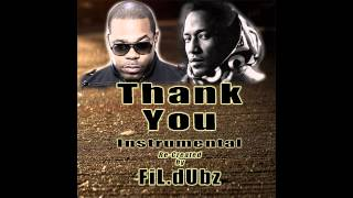 Busta Rhymes ft Q-Tip - Thank You Instrumental (FiL.dUbz ReMake)