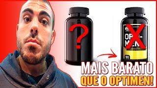 QUAL O MELHOR MULTIVITAMíNICO? | TOP 3