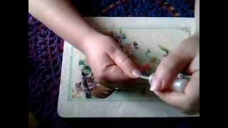 умная эмаль - бриллиантовое покрытие: демонстрация