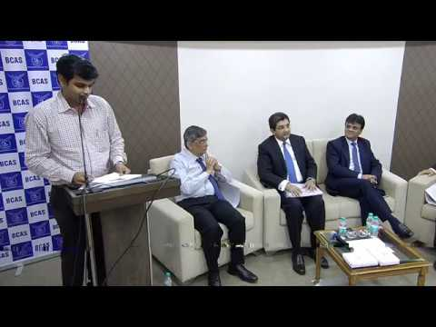 Panel Discussion on Finance Bill, 2017 held on 20th February 2017