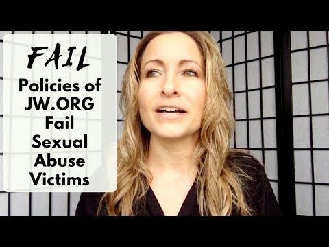 FAIL. Policies of JW.org Fail Sexual Abuse Victims