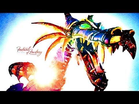 Festival of Fantasy Parade - Full Audio [HQ] Magic Kingdom Park, Walt Disney World