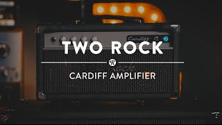 Two Rock Cardiff Amplifier   Reverb Video Demo