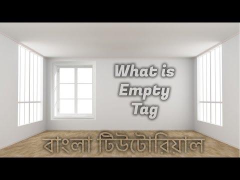 HTML Empty Tags | EP 03 thumbnail