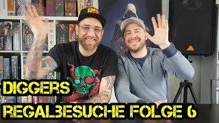 Regalbesuche - Digger bei Euch zu Gast - Folge 06 - Chris - Brettspiele - Boardgame Digger