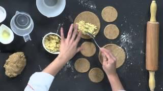 Receitas Bom Sabor 14/07/2015 - Massa integral para pastel de forno